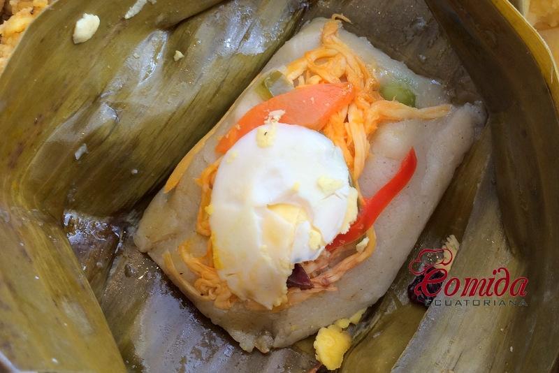 Receta para preparar las hallacas o hayacas ecuatorianas